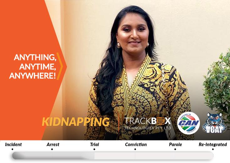 Sandra Moonsamy Kidnapping